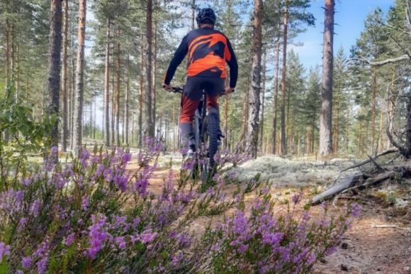 Kesäinen Geopark tarjoaa retkeilijöille ja matkailijoille parastaan